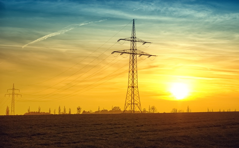dodávka elektriny