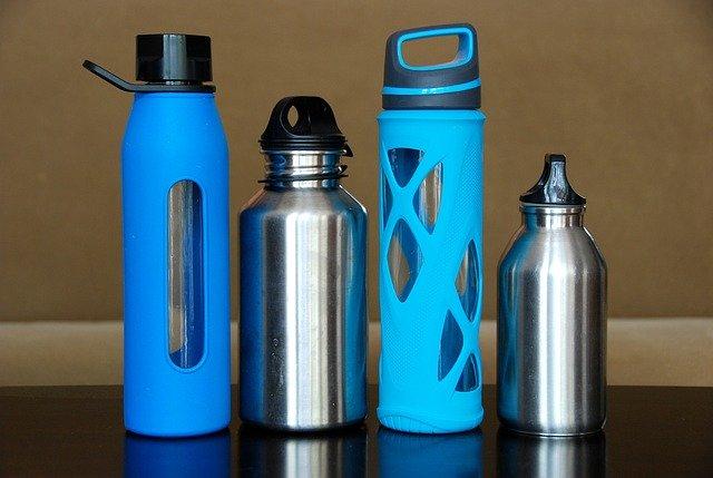 ekologické fľaše